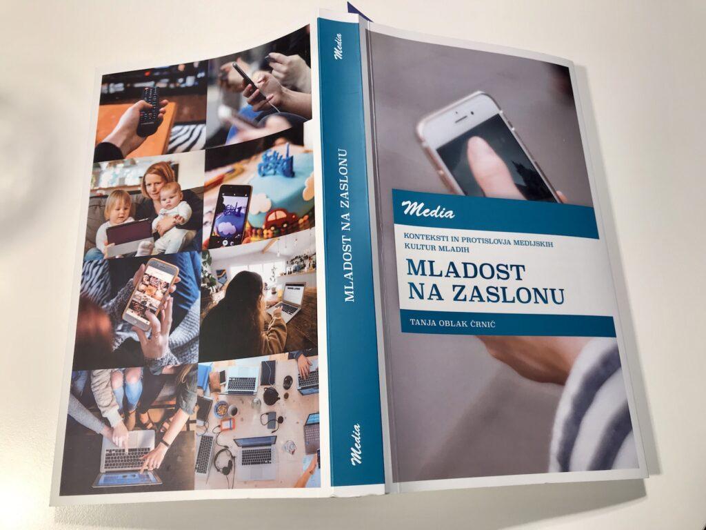 Platnica knjige Mladost na zaslonu
